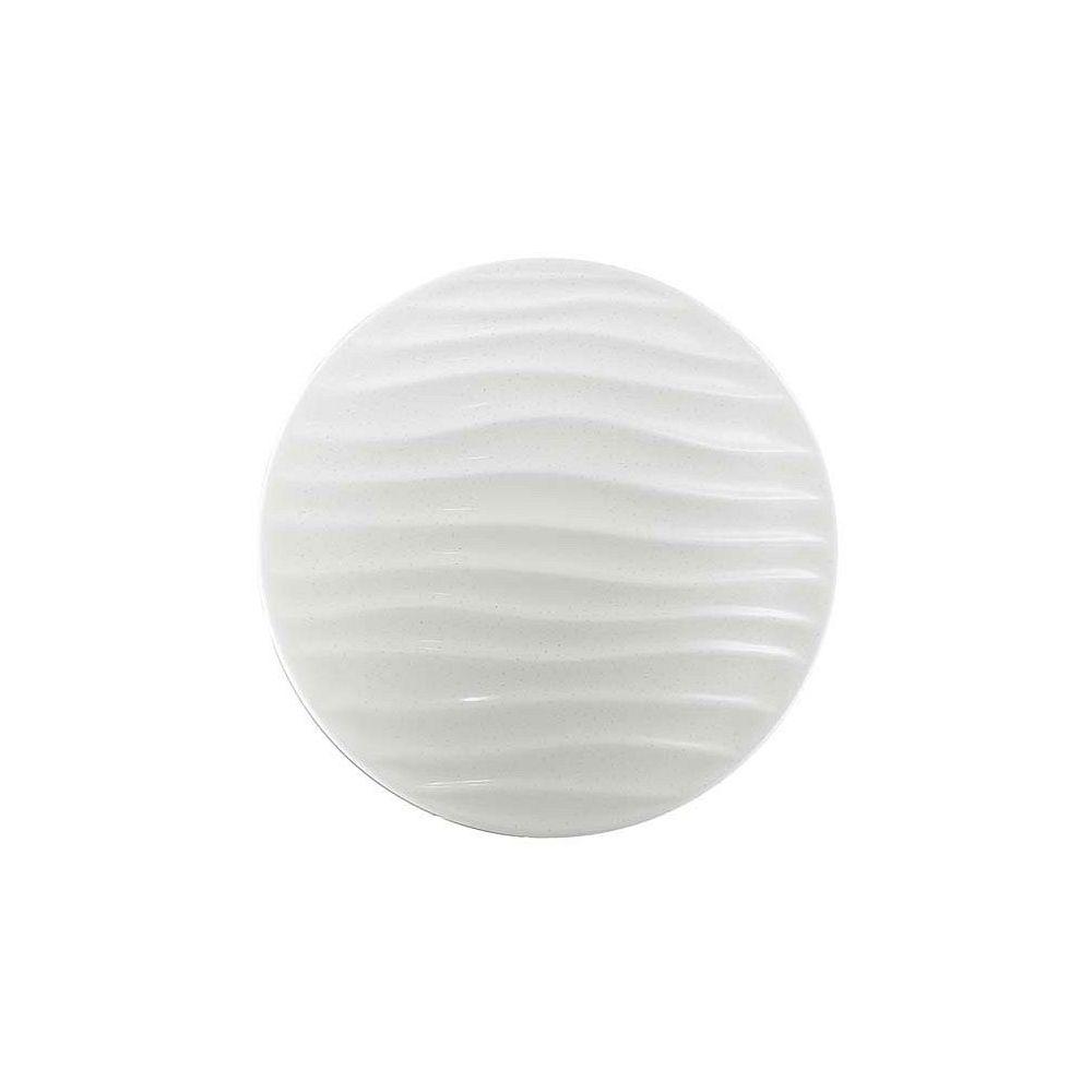 Накладной светильник wave (sonex) белый 7 см. фото