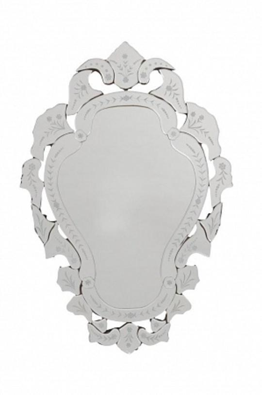 Зеркало JanteНастенные зеркала<br>Оригинальное и изысканное зеркало &amp;quot;Jante&amp;quot; в такой же зеркальной раме станет ультрамодным аксессуаром и отличным украшением вашего дома. Очаровательная форма, роскошное исполнение и оптимальный для любой комнаты размер позволят вам сделать помещение еще уютнее.<br><br>Material: Стекло<br>Length см: None<br>Width см: 60.0<br>Depth см: None<br>Height см: 89.0<br>Diameter см: None