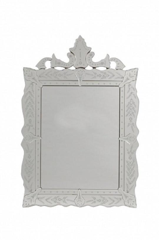 Зеркало SueldaНастенные зеркала<br>Изысканный элемент декора для дома – зеркало &amp;quot;Suelda&amp;quot; из модной коллекции Mirror Tale – прекрасно впишется как в небольшую уютную комнату, так и в шикарные апартаменты. Оригинальная форма обрамления делает предмет декора уникальным и роскошным.<br><br>Material: Стекло<br>Length см: None<br>Width см: 63.5<br>Depth см: 2.5<br>Height см: 97.0<br>Diameter см: None
