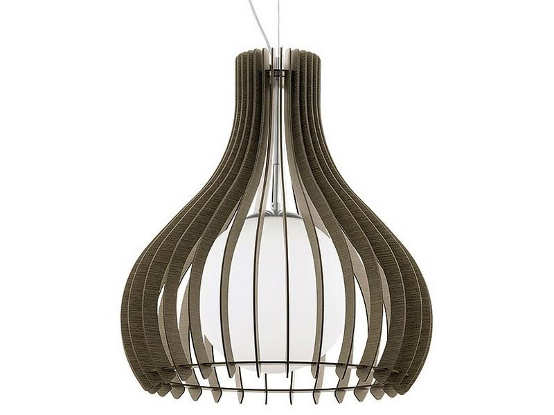 """Купить Подвесной светильник """"tindori"""" (Eglo) коричневый дерево 200 см. 88796 в интернет магазине. Цены, фото, описания, характеристики, отзывы, обзоры"""