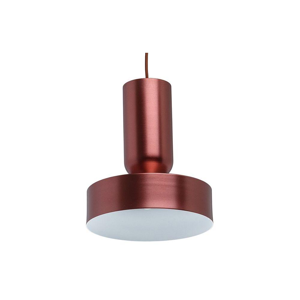 """Купить Подвесной светильник """"элвис"""" (Regenbogen life) красный металл 160 см. 88890 в интернет магазине. Цены, фото, описания, характеристики, отзывы, обзоры"""