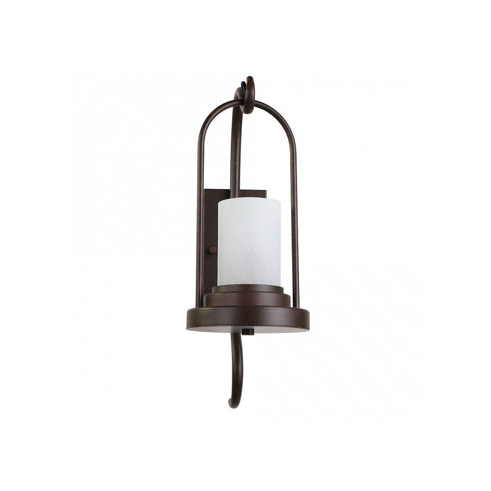 Бра CapannaБра<br>Мощность - 40W Цоколь - E14 Общее кол-во ламп - 1 (нет в комплекте)Материал плафонов и подвесок - стеклоМатериал арматуры - металл