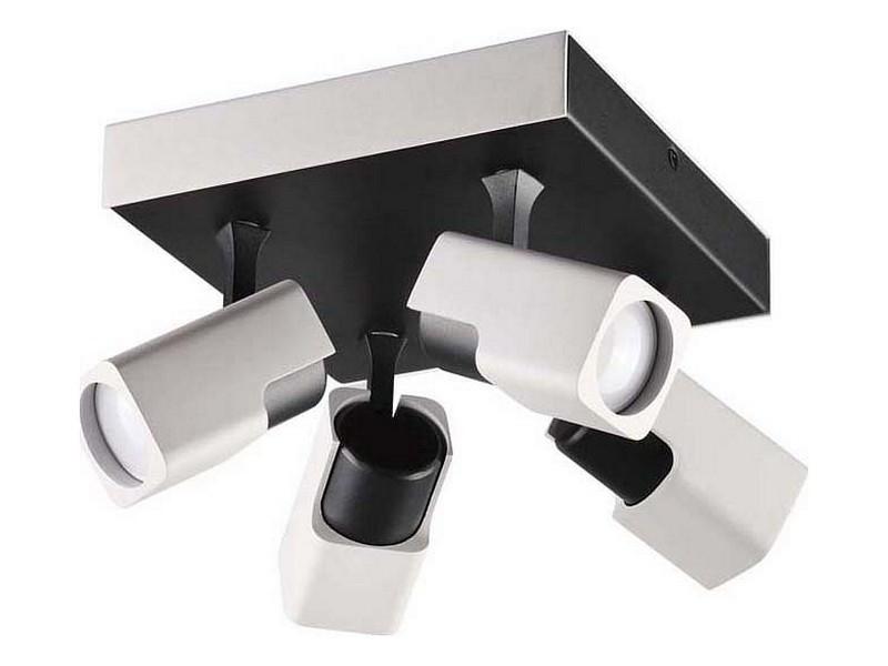 """Купить Спот """"daravis"""" (Odeon light) серый металл 22x13x22 см. 89006 в интернет магазине. Цены, фото, описания, характеристики, отзывы, обзоры"""