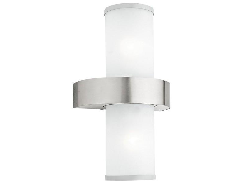 Накладной светильник beverly (eglo) белый 20x35x13 см. фото