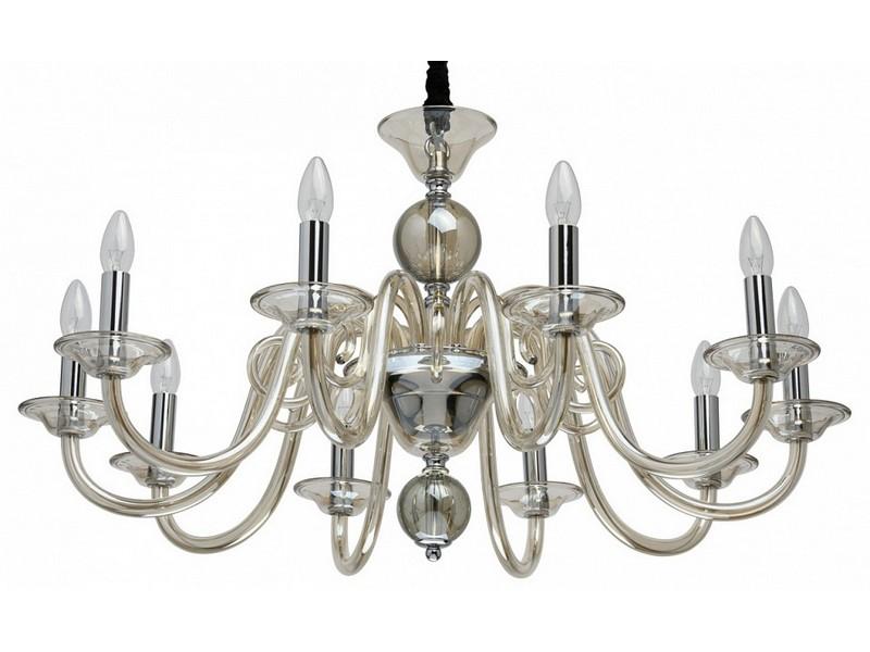 """Купить Подвесная люстра """"элла"""" (Mw-light) прозрачный стекло 150 см. 89189 в интернет магазине. Цены, фото, описания, характеристики, отзывы, обзоры"""