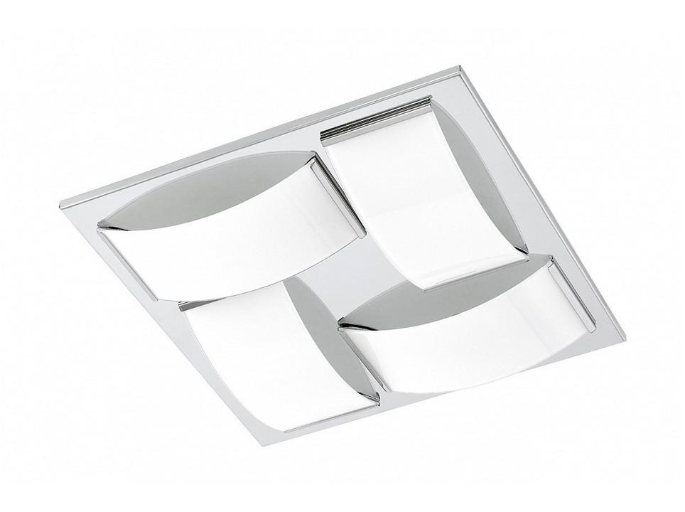 """Купить Накладной светильник """"wasao"""" (Eglo) белый стекло 32x6x32 см. 89338 в интернет магазине. Цены, фото, описания, характеристики, отзывы, обзоры"""