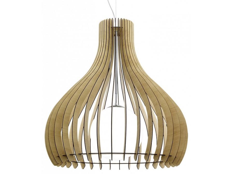 Подвесной светильник tindori (eglo) бежевый 300.0 см. фото