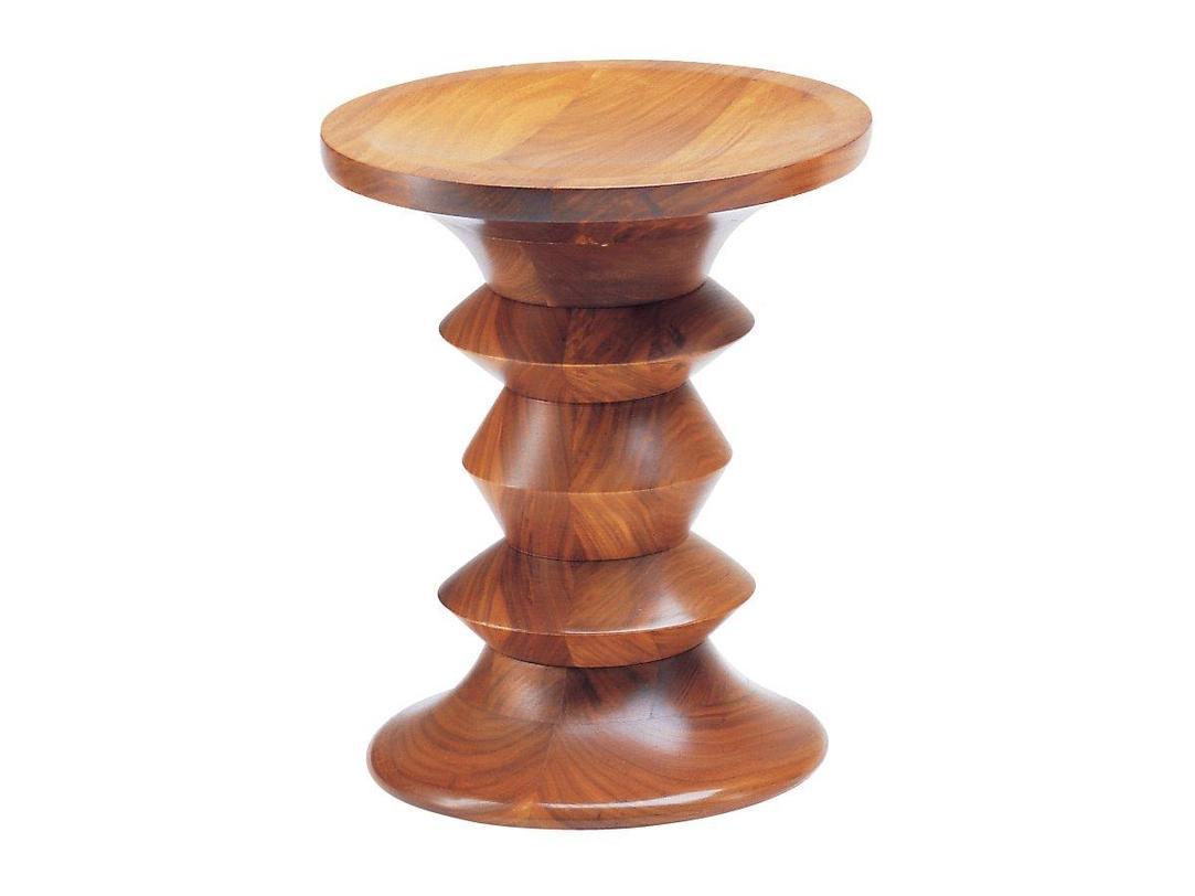 Табурет Eames Stool Model AТабуреты<br><br><br>Material: Дерево<br>Length см: 30<br>Width см: 30<br>Height см: 60