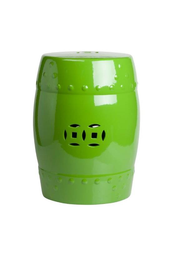 "Столик-табурет ""Garden Stool Green"" от The Furnish"