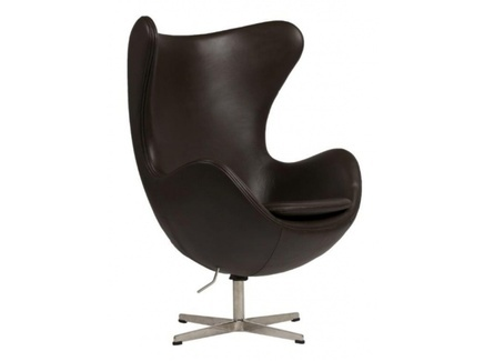 "Кресло ""Egg Chair Dark Brown"""