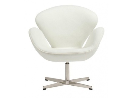 "Кресло ""Swan Chair White"""