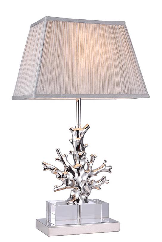 Настольная лампаДекоративные лампы<br><br><br>Material: Стекло<br>Length см: 41.0<br>Width см: 28.0<br>Depth см: None<br>Height см: 59.0<br>Diameter см: None