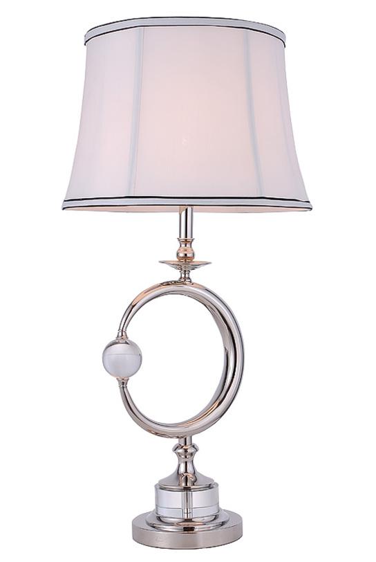 Настольная лампаДекоративные лампы<br>E27 1*60W<br><br>Material: Металл<br>Height см: 78<br>Diameter см: 39