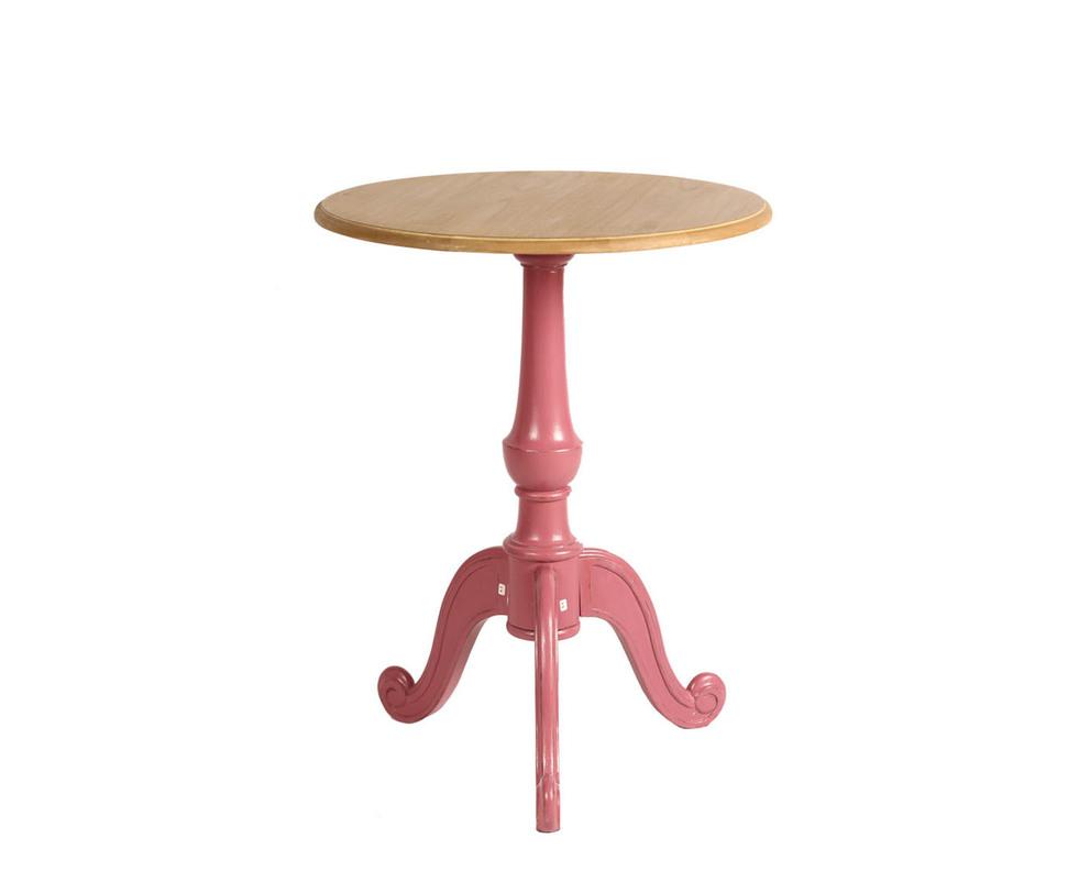 СтоликКофейные столики<br>&amp;lt;div&amp;gt;Столик создан в лучших традициях французского шика. Такая &amp;amp;nbsp;мебель была особенно популярна во Франции XVIII века. Тогда стало модно демонстрировать роскошь и красоту интерьеров. В современной жизни модель от компании &amp;amp;nbsp;Deco-Home тоже актуальна. Стол выполнен в простом дизайне, но выглядит изысканно. Это классический предмет для французского интерьера.&amp;lt;br&amp;gt;&amp;lt;/div&amp;gt;&amp;lt;div&amp;gt;&amp;lt;br&amp;gt;&amp;lt;/div&amp;gt;Цвет: розовый<br><br>Material: Красное дерево<br>Length см: 50<br>Width см: 50<br>Height см: 65
