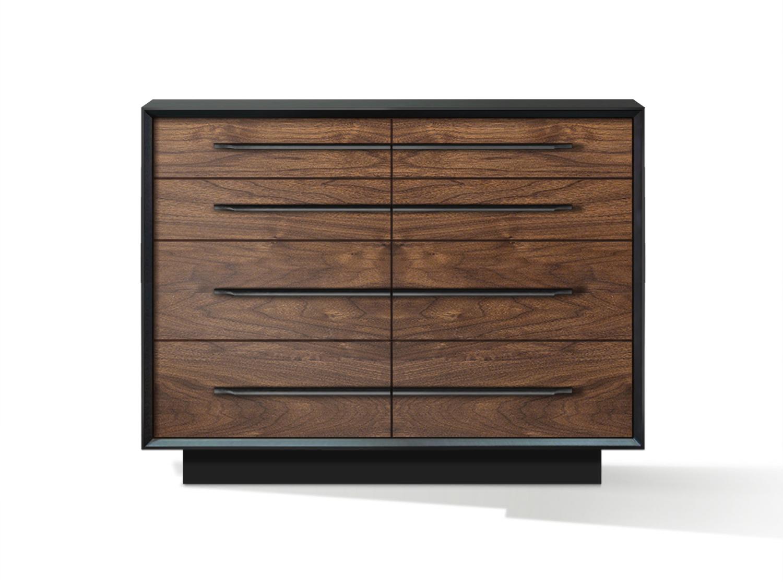 Комод garon (acwd) коричневый 120x94x50 см.