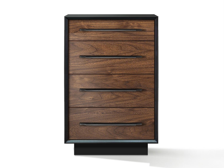 Комод garon (acwd) коричневый 70x104x50 см.
