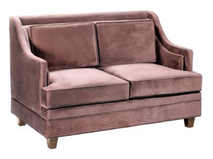 Диван аделаида романтик (r-home) розовый 142x92x88 см.