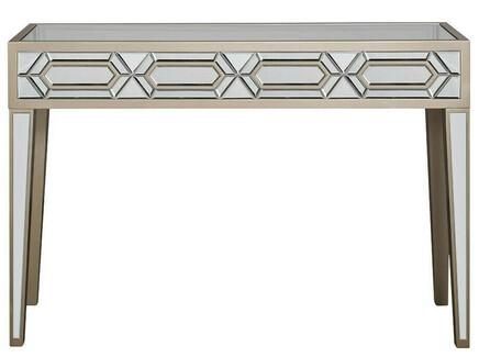 Консоль (garda decor) серый 120x80x35 см.