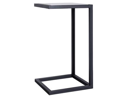 Прикроватный столик (for miss) черный 35.0x65.0x35.0 см.