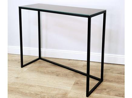 Консоль (for miss) черный 100.0x81.0x30.0 см.