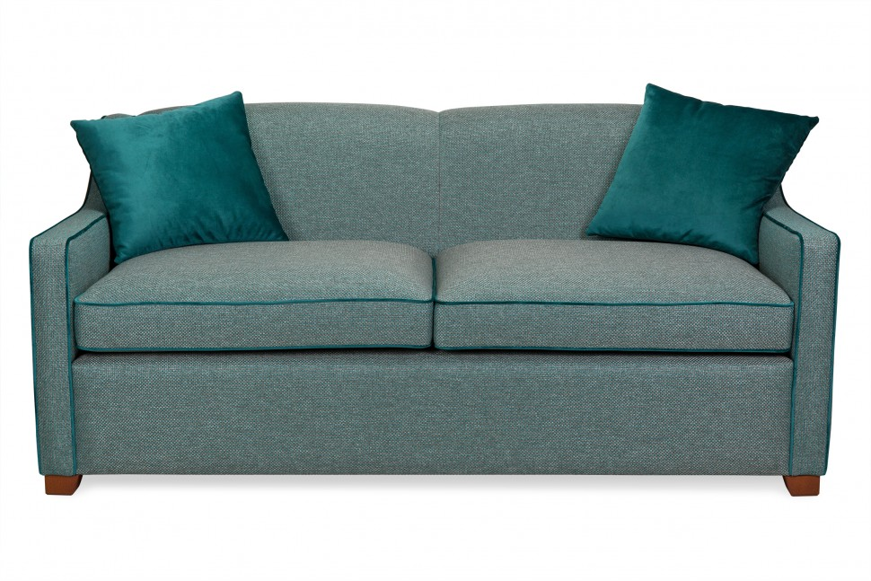 Icon designe диван pixy бирюзовый 106579/2
