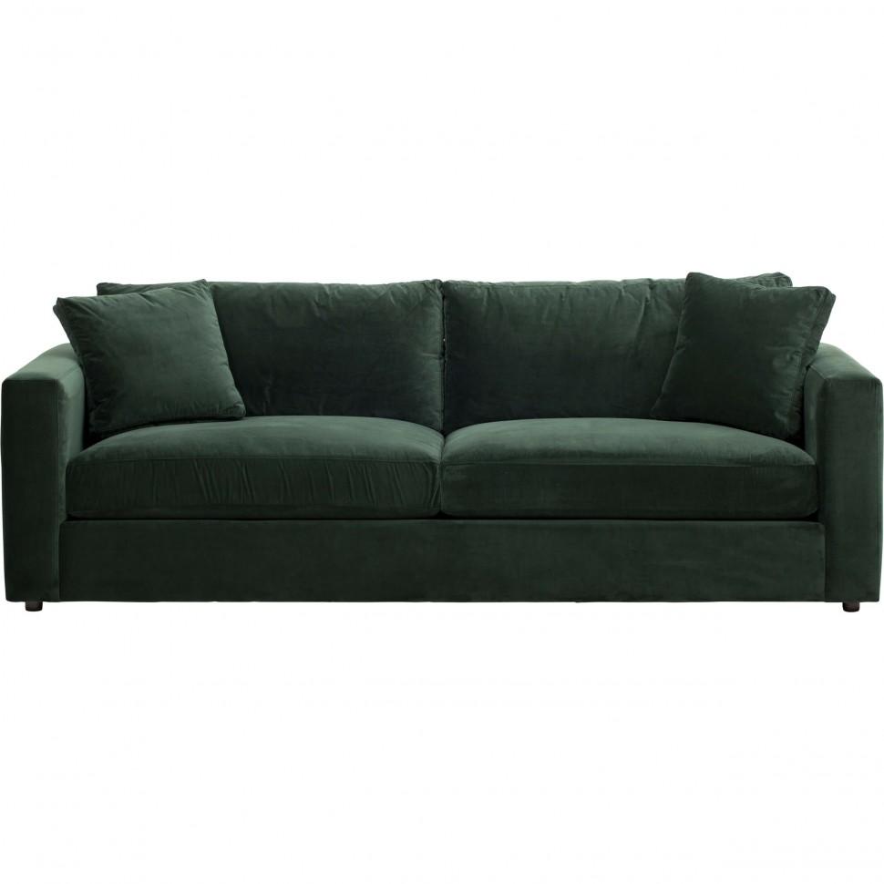 Icon designe диван coster зеленый 106580/106632