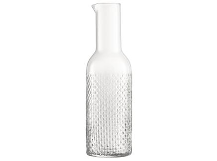 Графин wicker (lsa international) прозрачный 9x30 см.