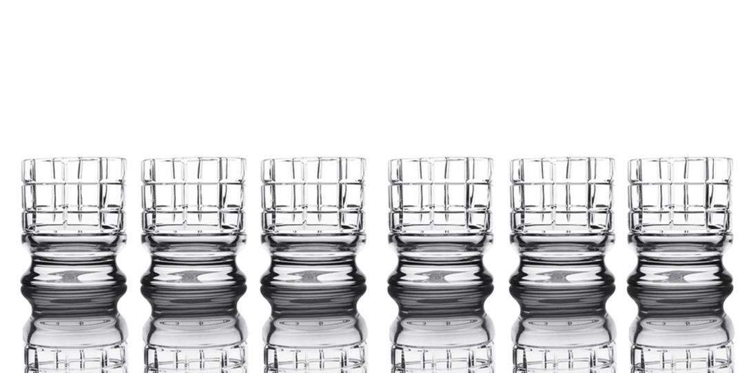 Набор стаканов для виски на ножке/ледницы