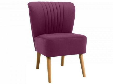 Кресло barbara (ogogo) фиолетовый 59x77x62 см.