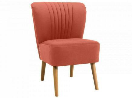 Кресло barbara (ogogo) оранжевый 59x77x62 см.