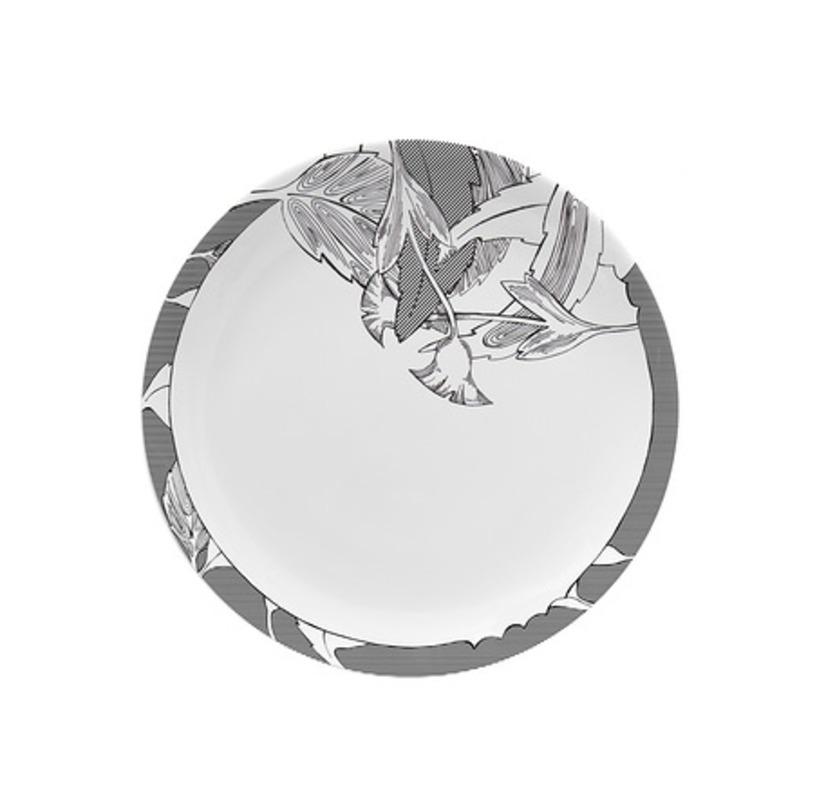 Набор тарелок ЛистопадТарелки<br>Набор из 3 тарелок<br><br>Material: Фарфор