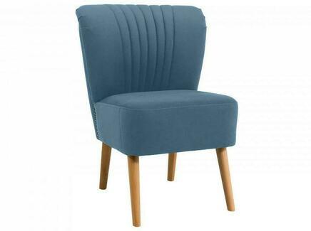 Кресло barbara (ogogo) голубой 59x77x62 см.