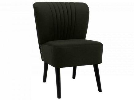 Кресло barbara (ogogo) черный 59x77x62 см.