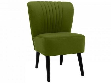 Кресло barbara (ogogo) зеленый 59x77x62 см.