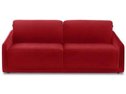 Диван toronto (ogogo) красный 210x86x115 см.