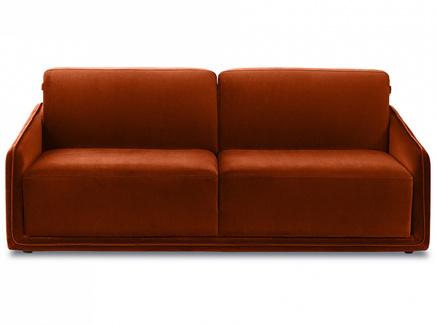 Диван toronto (ogogo) коричневый 210x86x115 см.