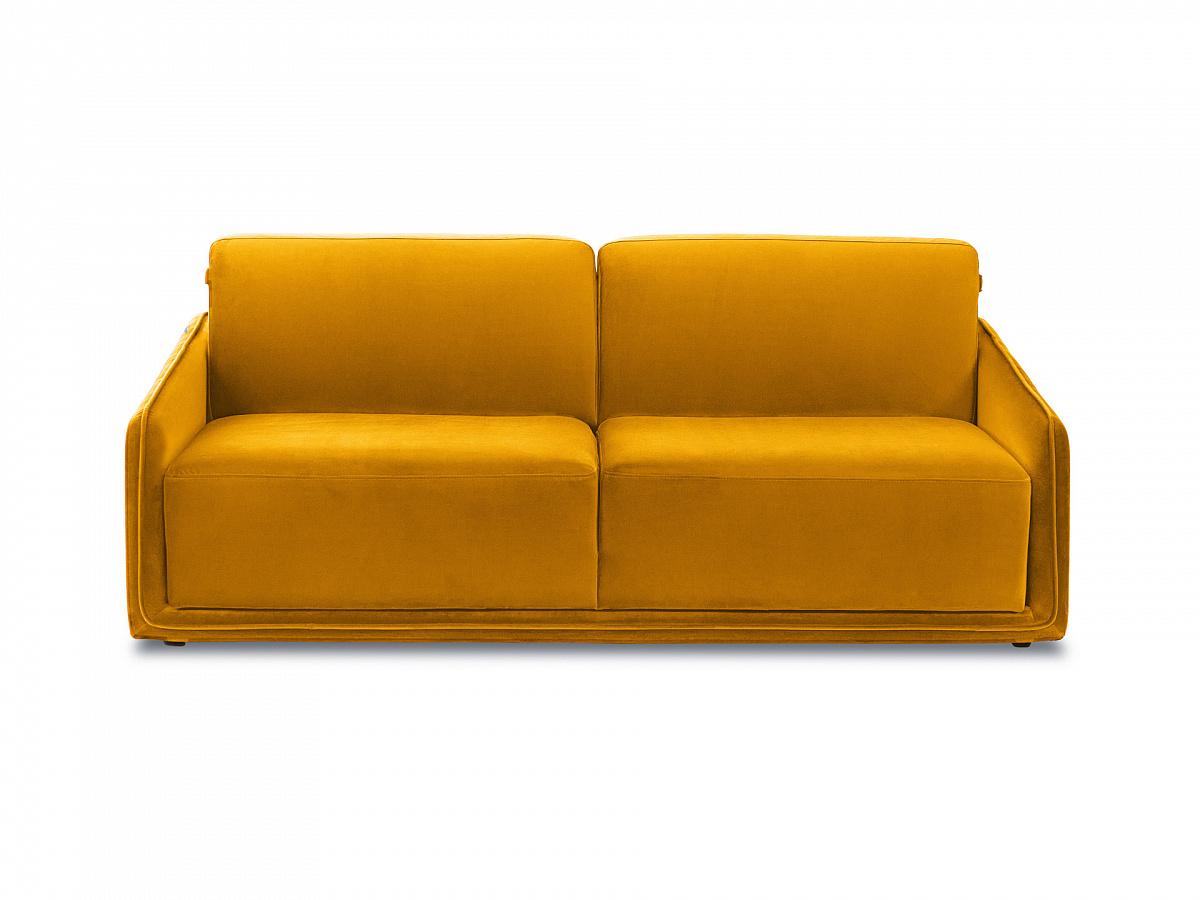 Ogogo диван toronto желтый 107311/8