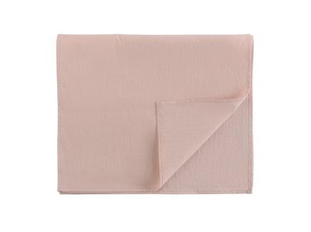 Дорожка на стол eessential (tkano) розовый 150x45 см.