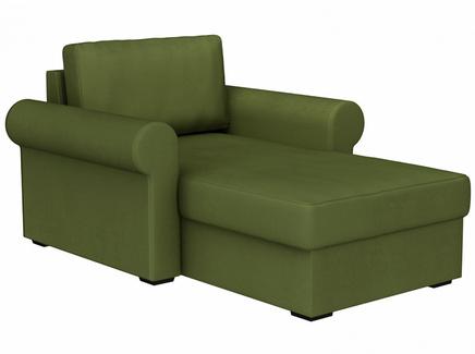 Кушетка peterhof (ogogo) зеленый 122x88x170 см.