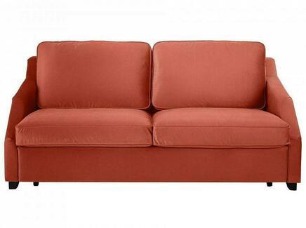 Диван-кровать трёхместный windsor (ogogo) розовый 215x90x102 см.