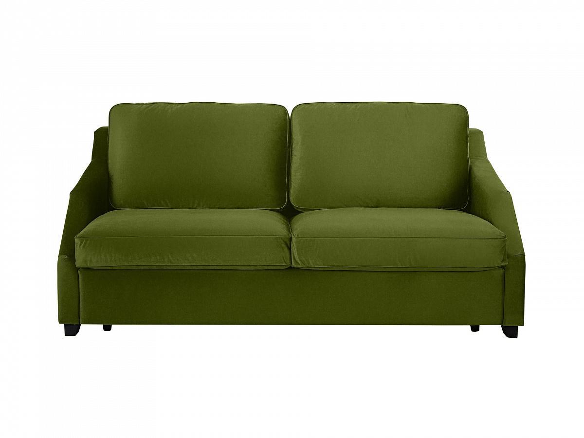Ogogo диван-кровать трёхместный windsor зеленый 107517/2