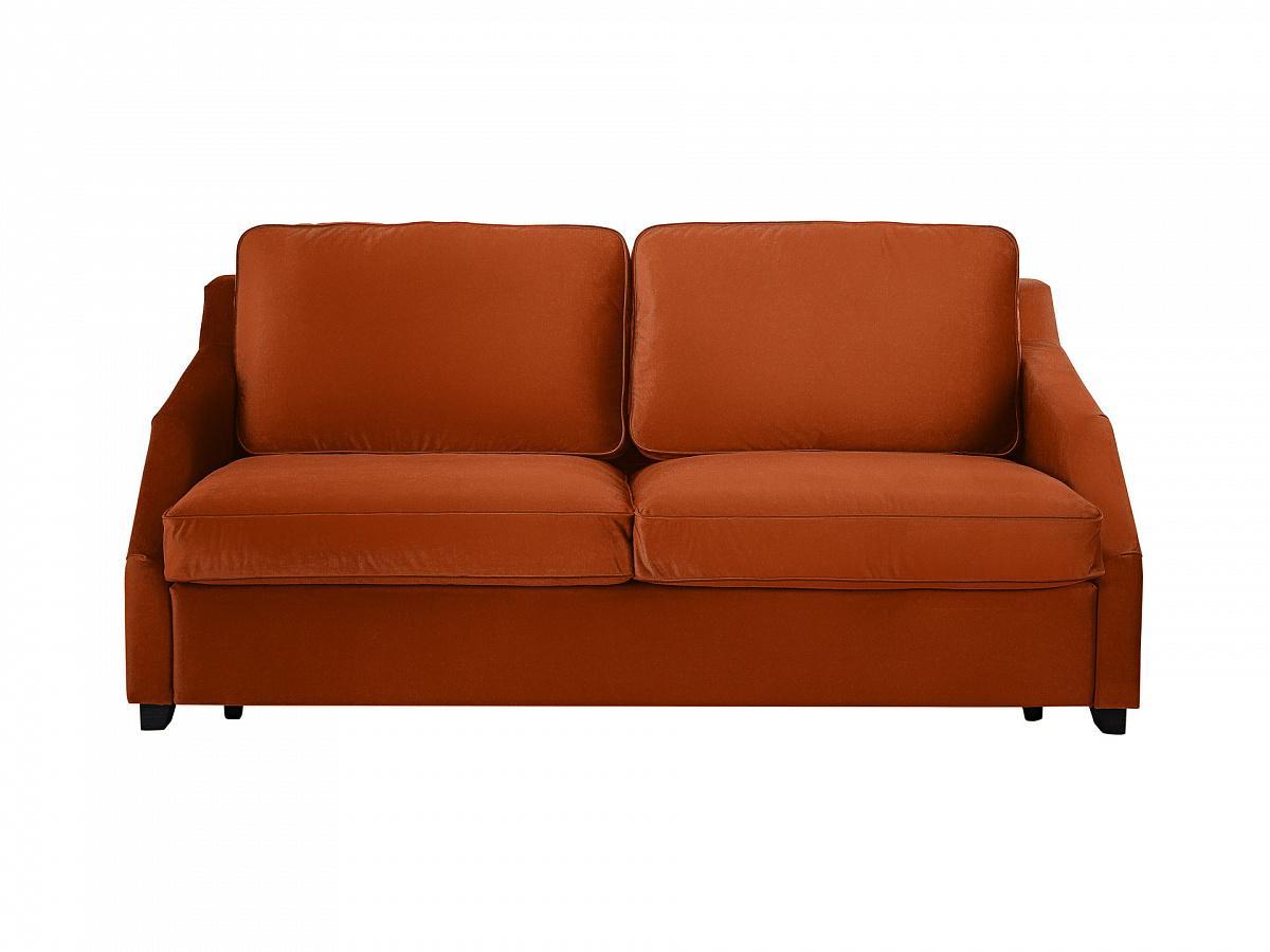Ogogo диван-кровать трёхместный windsor коричневый 107518/8
