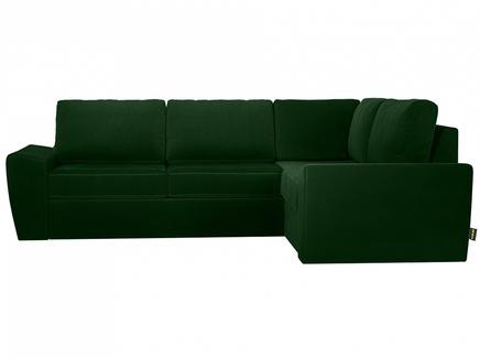 Диван peterhof (ogogo) зеленый 281x88x201 см.