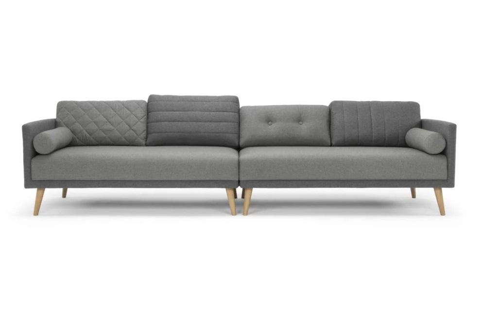 Idealbeds диван eli long мультиколор 107672/6
