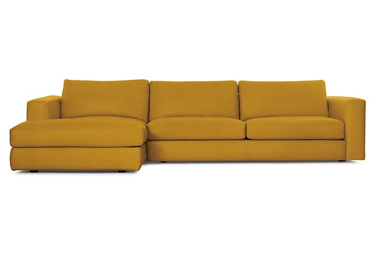 Idealbeds диван reid sectional мультиколор 107823/6