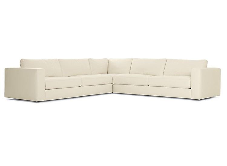 Idealbeds диван reid full sectional мультиколор 107824/6