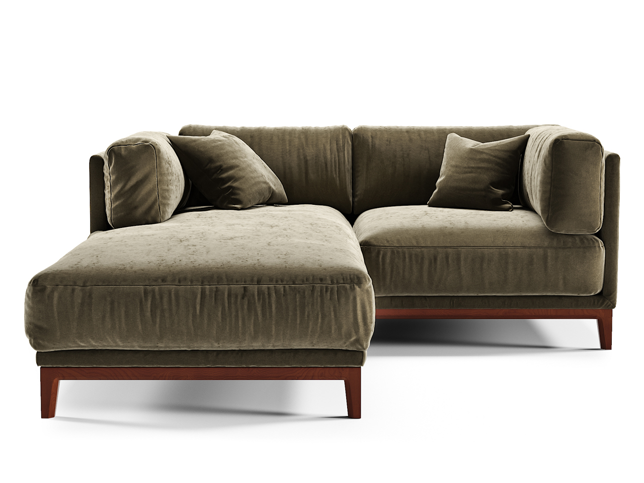 The idea диван case коричневый 108233/9