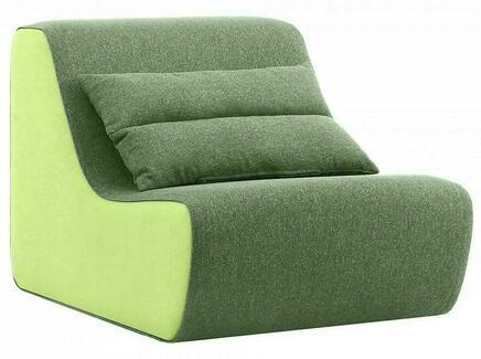 Кресло neya (ogogo) зеленый 80x77x110 см.