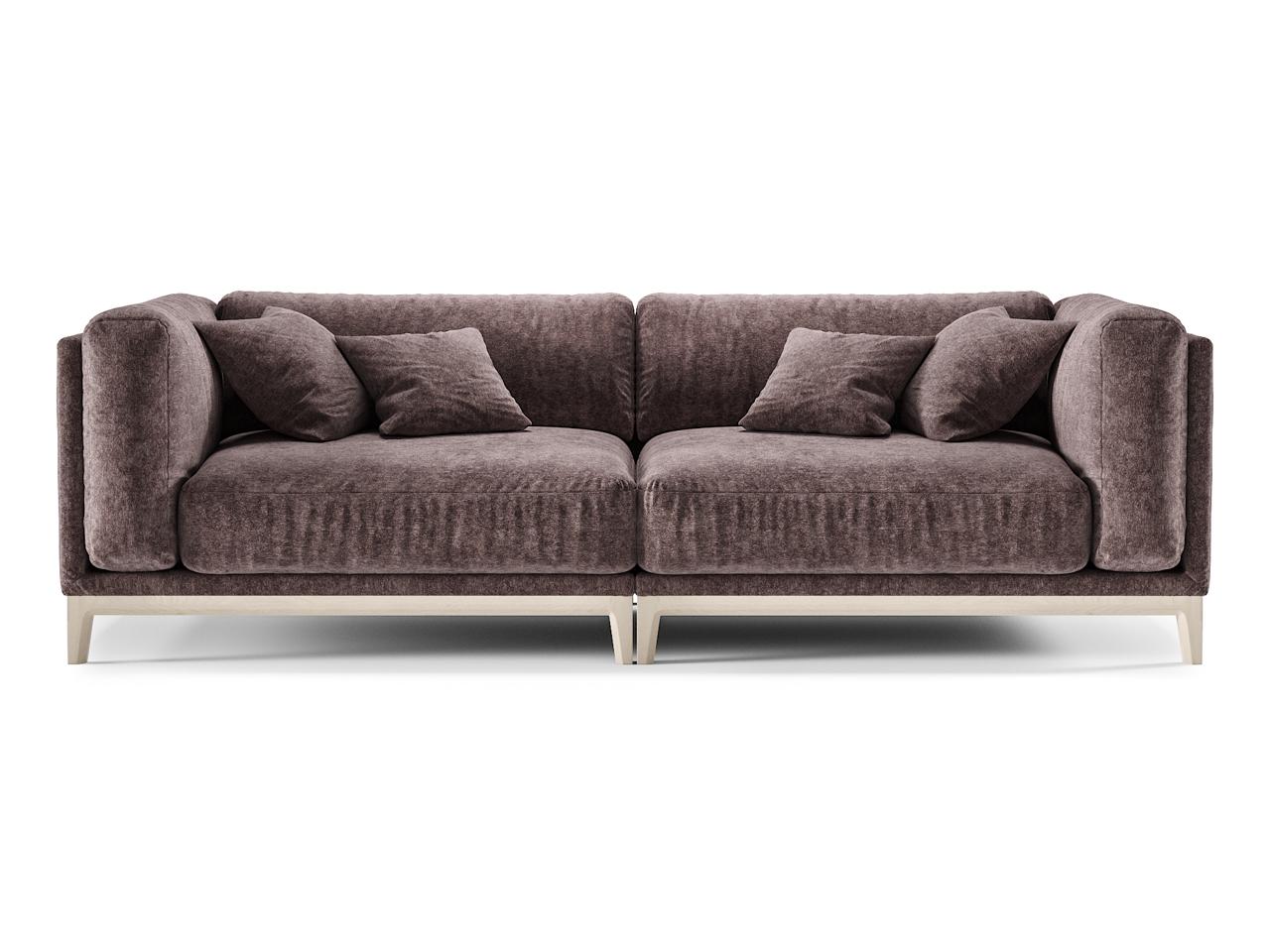 The idea диван case коричневый 108432/108453