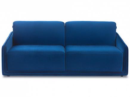 Диван toronto (ogogo) голубой 210x86x115 см.